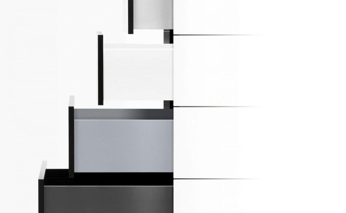 Küchenschränke von oben nach unten richtig einräumen. Foto: Grass