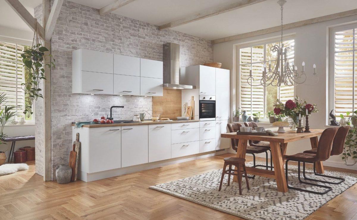 nobilia elements Küche jetzt online planen und noch vor Weihnachten einweihen. Foto: nobilia elements