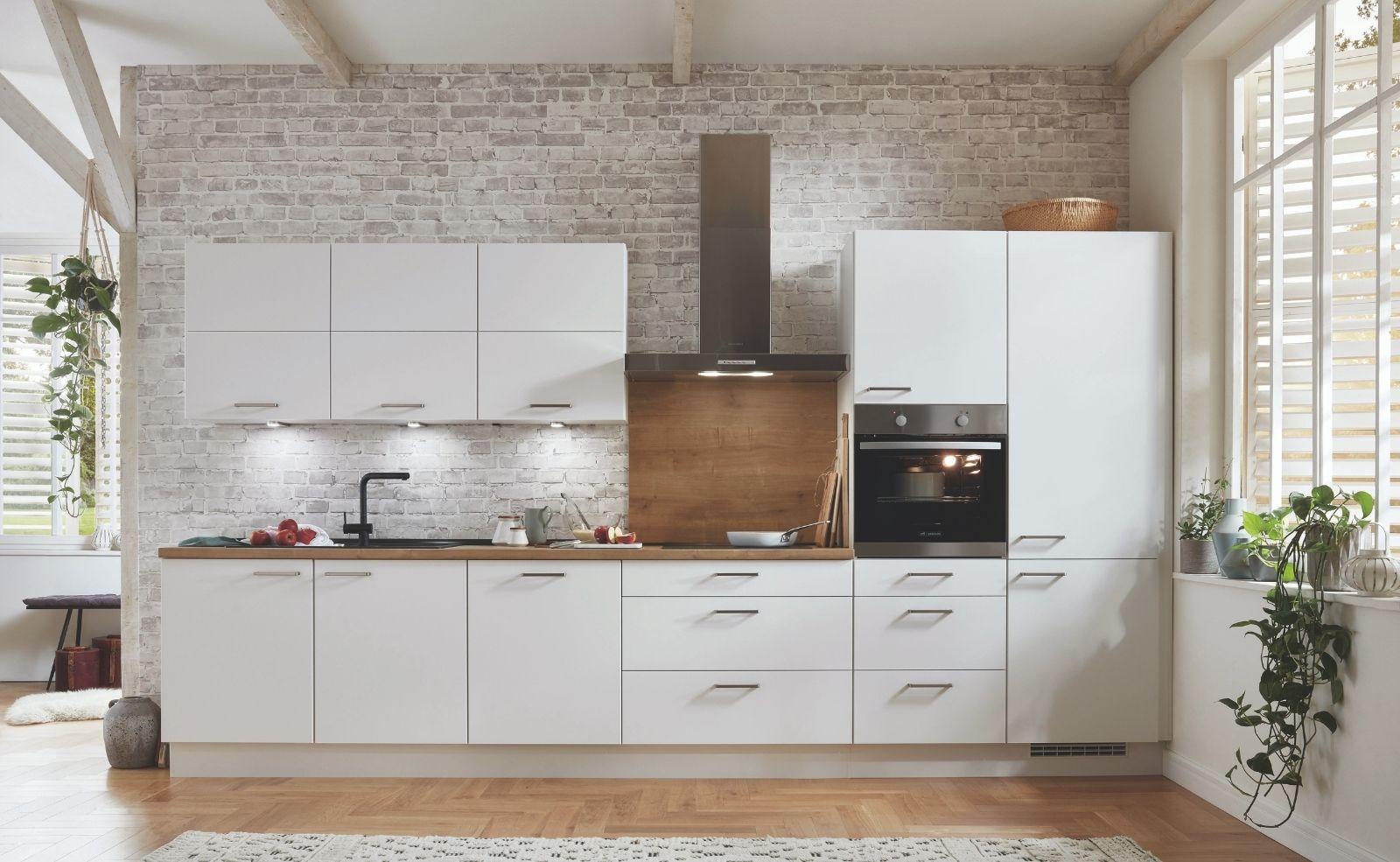 """nobilia elements bietet dir moderne Küchen in """"made in Germany"""" Qualität. Foto: nobilia elements"""