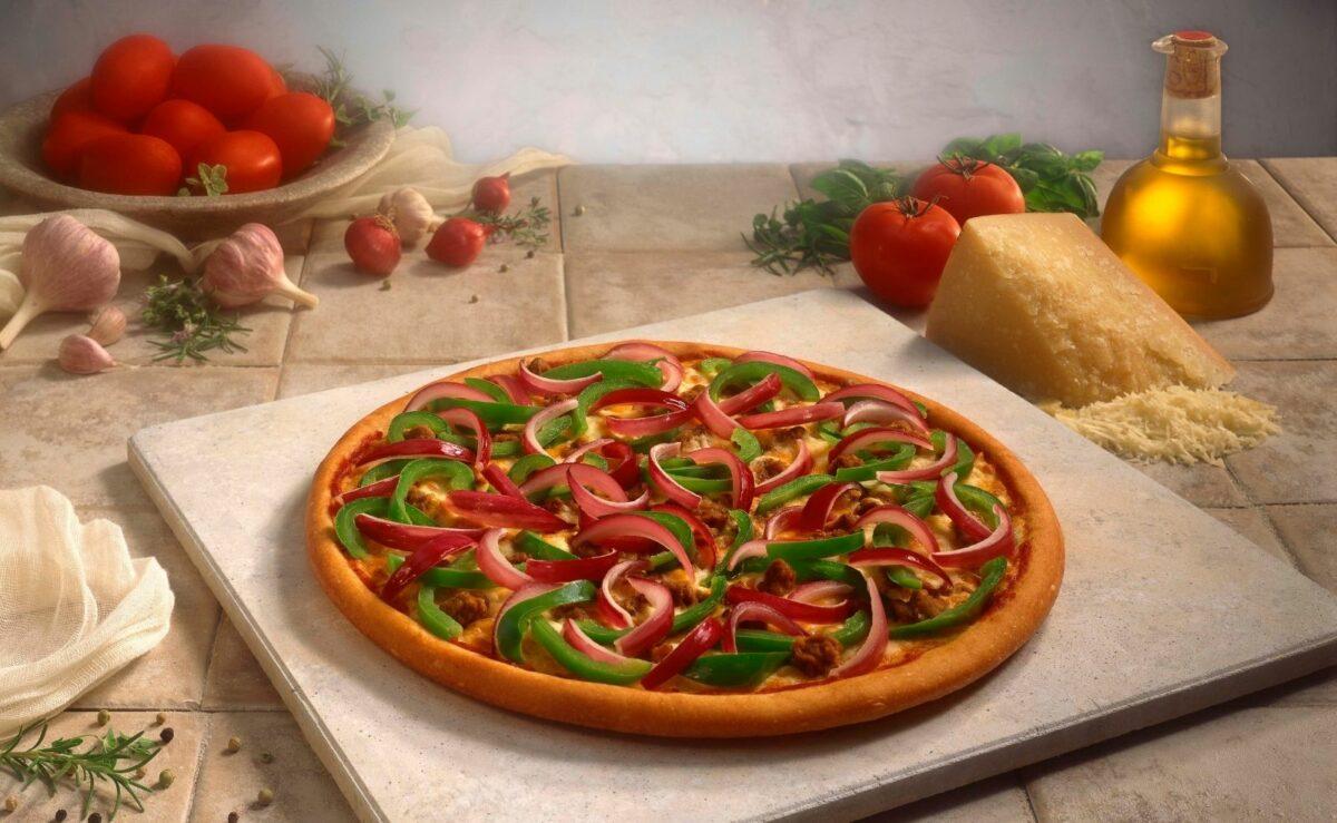 Mit einem Pizzastein wird deine Pizza besonders knusprig