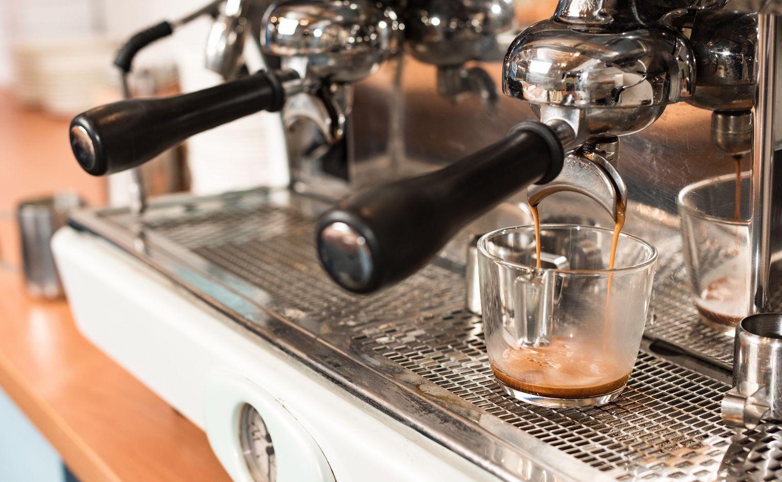 siebtraeger kaffeemaschine entkalken