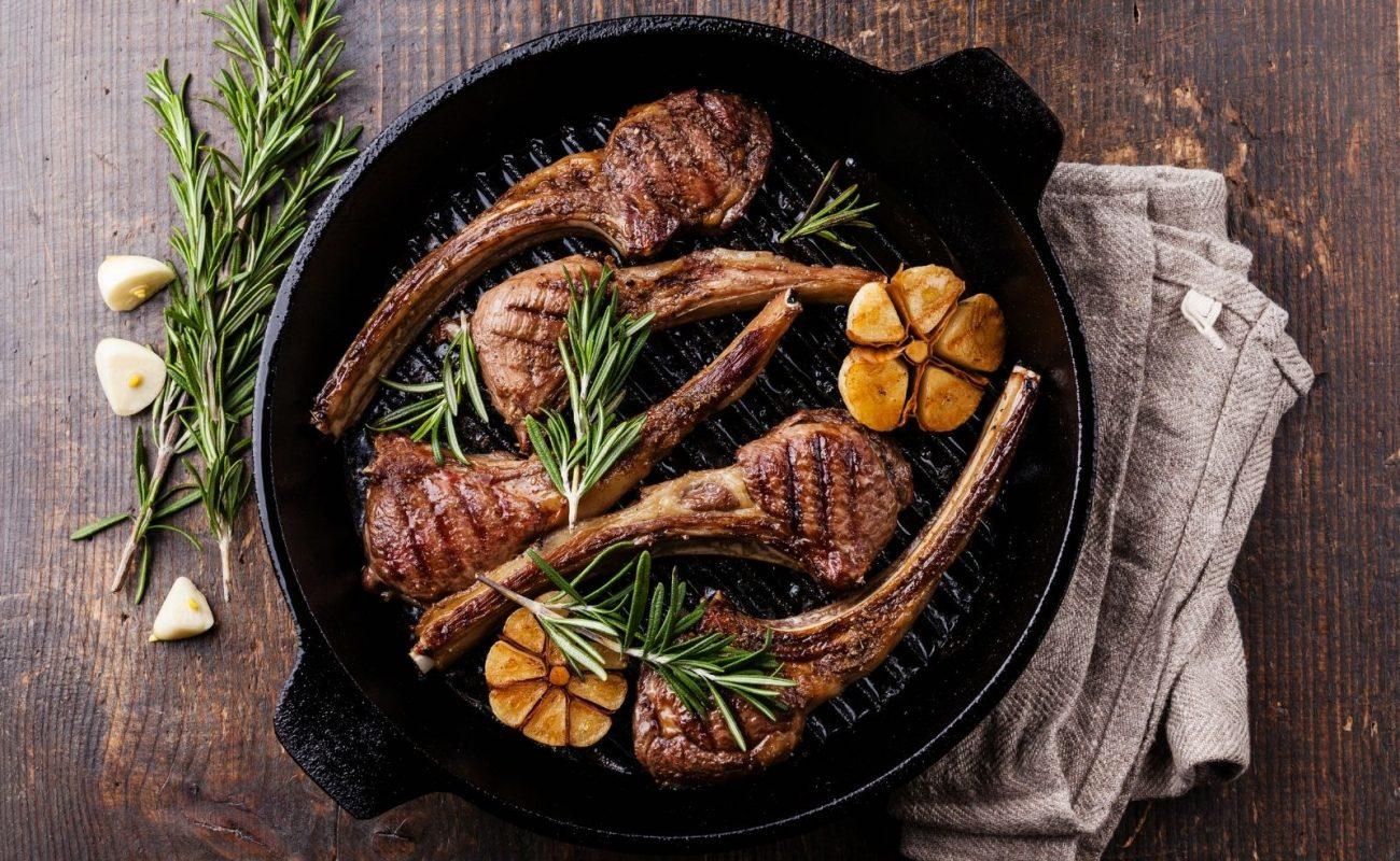 wie wird lammfleisch zart