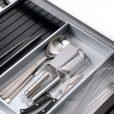 Innenausstattung Küche: Schubladen und Küchenschränke richtig einräumen
