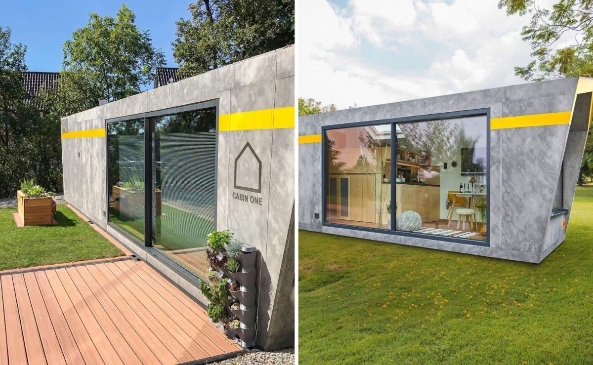 """Das Schwäbisch Hall-SmartHaus informiert rund um die Themen """"Smart Living"""", """"Tiny Houses"""" und """"Nachhaltigkeit"""". Es ist vollgepackt mit cleveren Lösungen und Produkten, die den Wohnalltag verschönern."""
