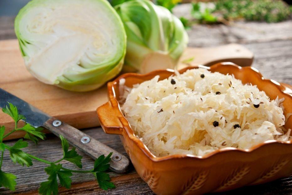 Sauerkraut richtig würzen