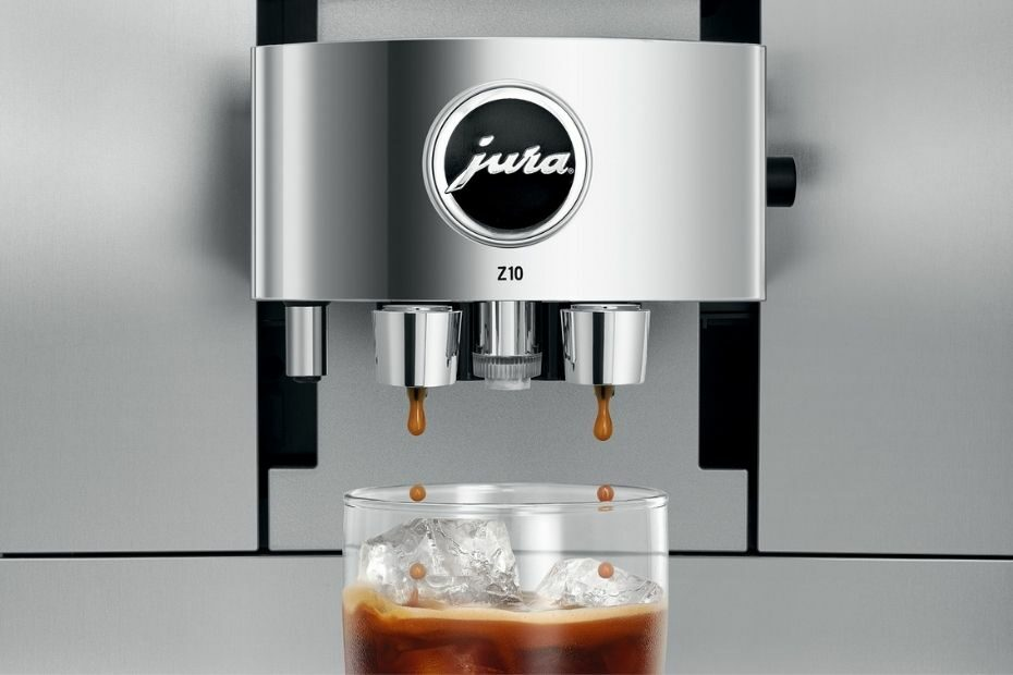 Jura Kaffeemaschine Cold Brew