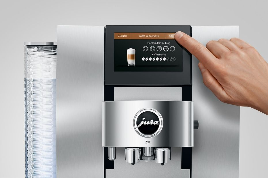 Die Z10 von Jura kann auch andere Kaffeespezialitäten als Cold Brew. Foto: Jura