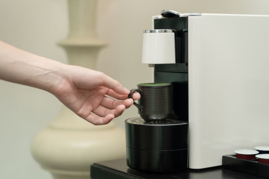 Nespresso Maschine entkalken