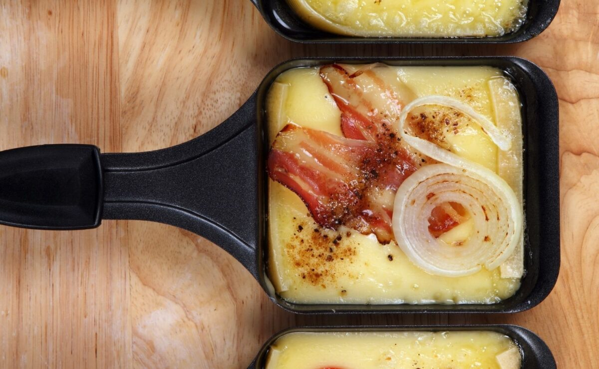 Raclettepfännchen