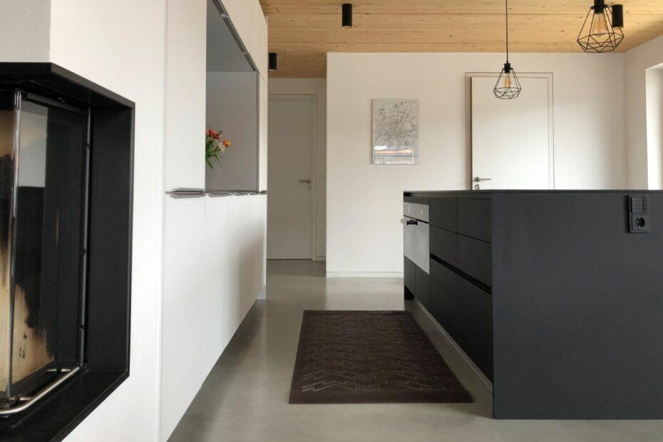 clarissakork teppich küche