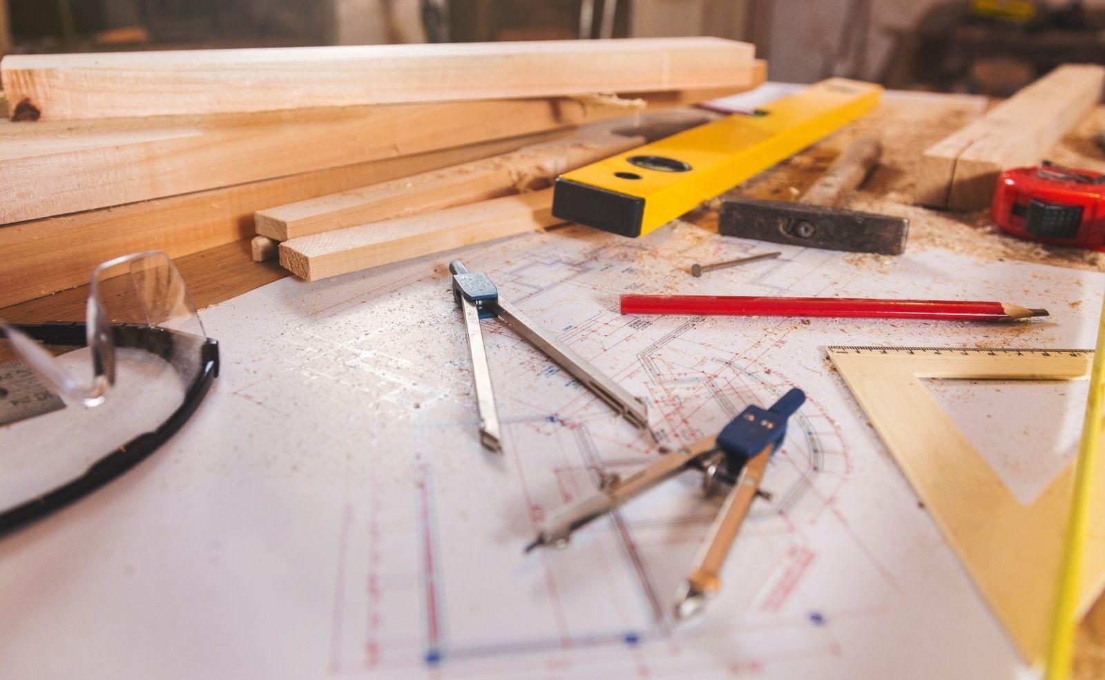 Küche mit Tischler/Schreiner planen