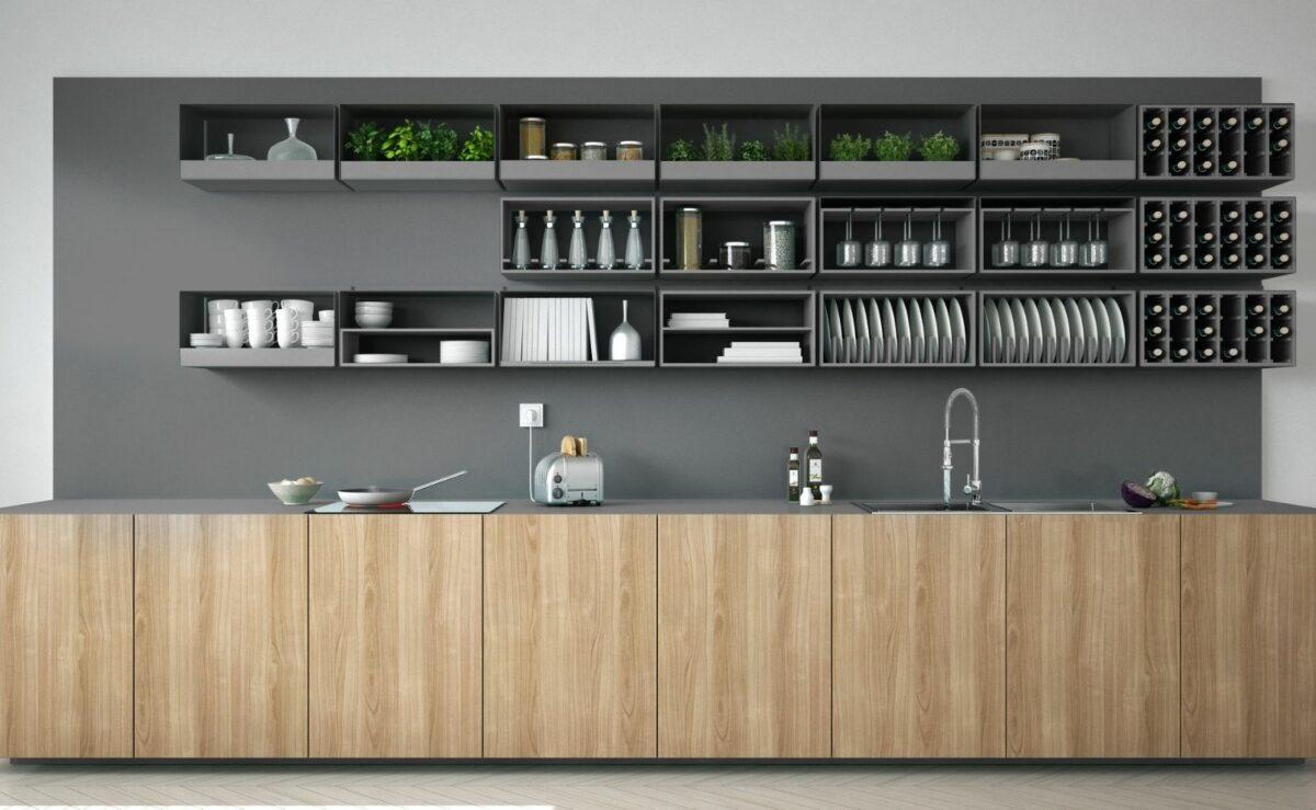 Küchenschränke Design & Funktionalität