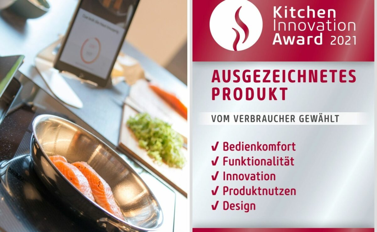 Be Cooked Kitchen Innovation Award 2021