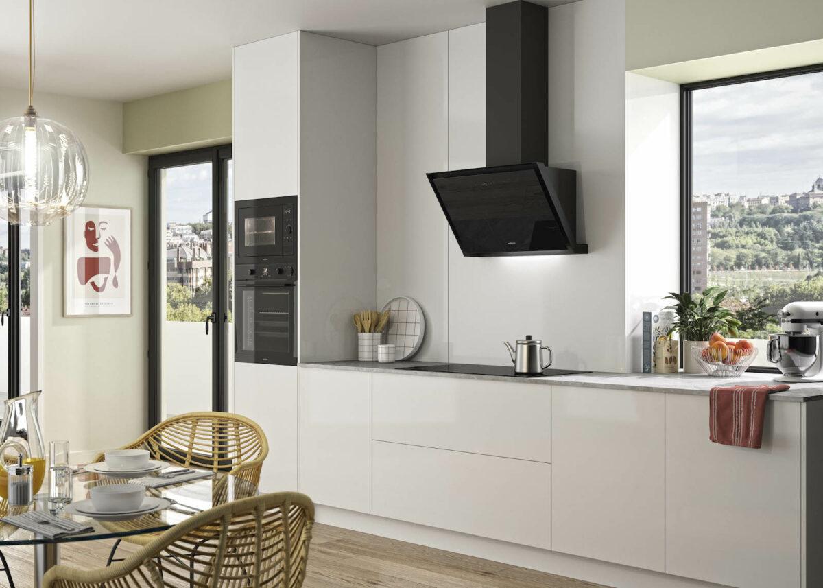 Die neue Backofen-Linie von ORANIER ist nicht nur ein optisch ein Highlight in deiner Küche, sondern bietet auch viel Platz für leckere Gerichte. Foto: ORANIER