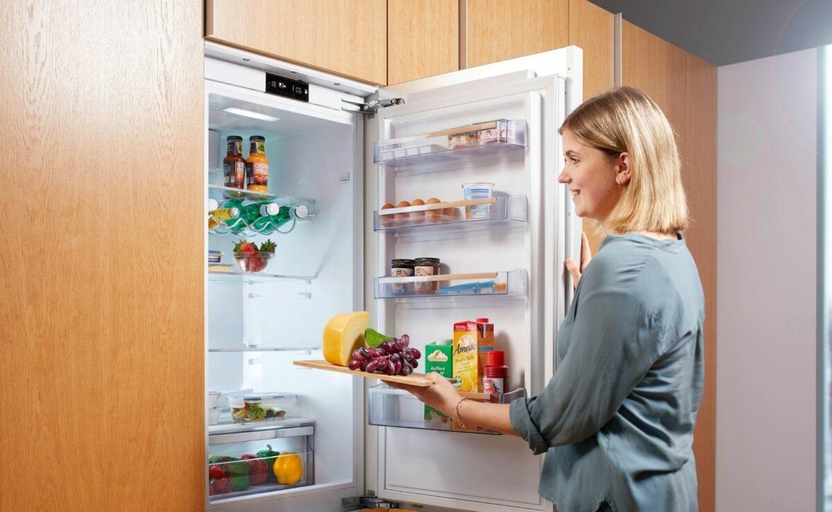 Die Kühl-Gefrier-Kombination EKG 2937 01 von ORANIER verfügt über viele praktische Details. Foto: ORANIER