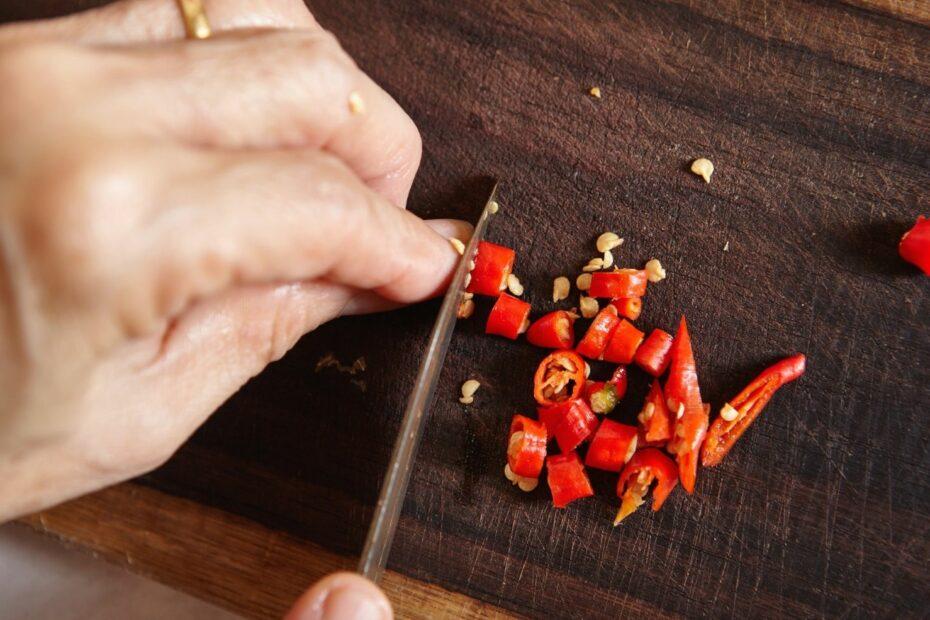 Was hilft gegen Brennen an den Händen bei Chili
