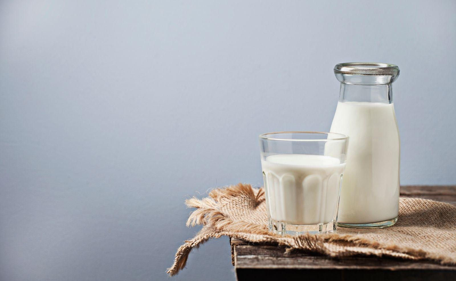Milch statt Sahne verwenden